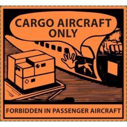 Veszélyes áru jelölés CAO